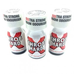 Throb Hard Poppers x 3 - UK poppers online